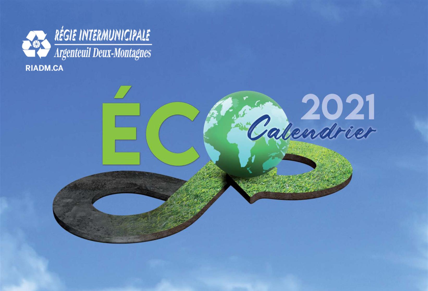 Lachute – Écocalendrier 2021